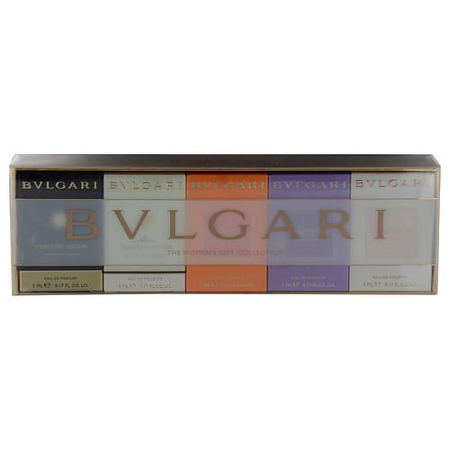 Bvlgari 17186259 Variety By Bvlgari 5 Piece Women's Mini ...