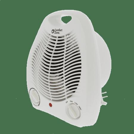 Comfort Zone Howard Berger Co Electric Portable Heater Fan, CZ40 ()