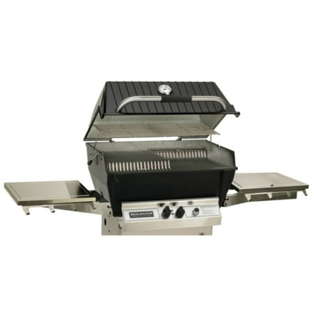 Image of Broilmaster Super Premium Propane Grill Head with Stainless Steel Burner & Extra Tall Lid