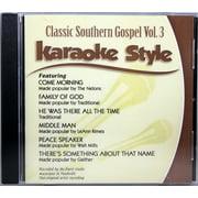 Classic Southern Gospel Volume 3 Christian Karaoke Style NEW CDG Daywind 6 Songs