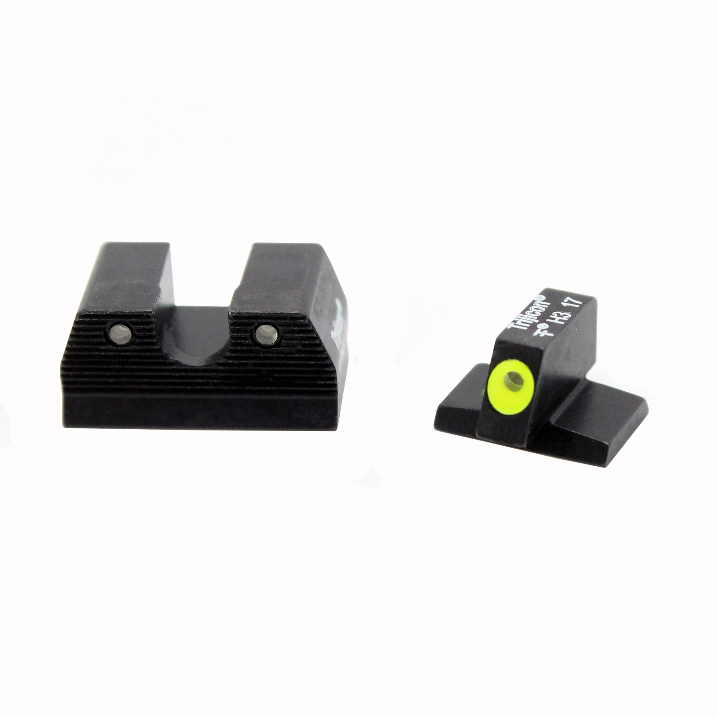 Trijicon HD XR Night Sight Set FNH FNX-45 and FNP-45, Yellow Front Outline Lamp by Trijicon