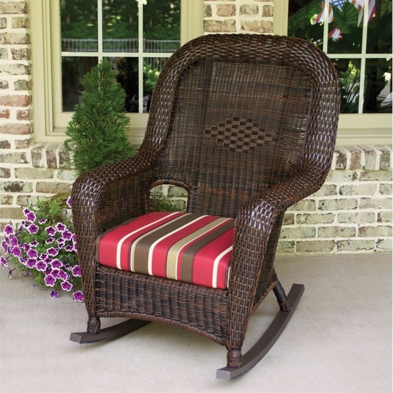 Tortuga Sea Pines Rocking Chair by Tortuga Outdoor