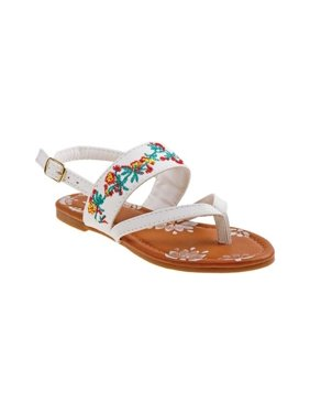4b0b8ae06 Free shipping. Product Image Girls  79414S Thong Sandal
