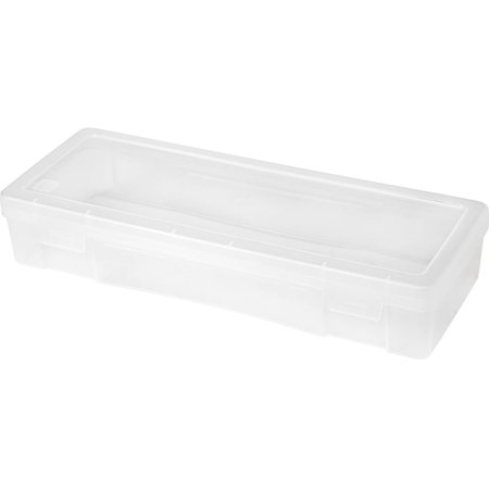 IRIS Large Modular Supply Case, 10-Pack, Clear