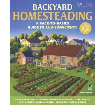 Backyard Homesteading: A Back-to-Basics Guide to Self-Sufficiency - image 1 de 1