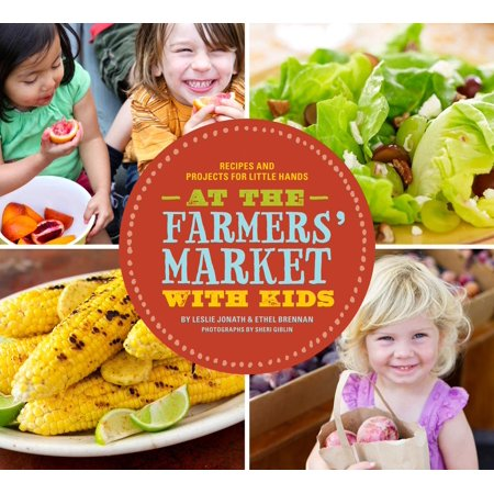 At the Farmers' Market with Kids - eBook