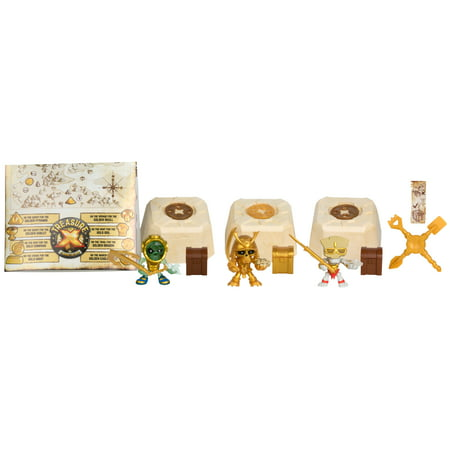 Treasure X Adventure Pack, 3-Pack (Adventures Treasure)
