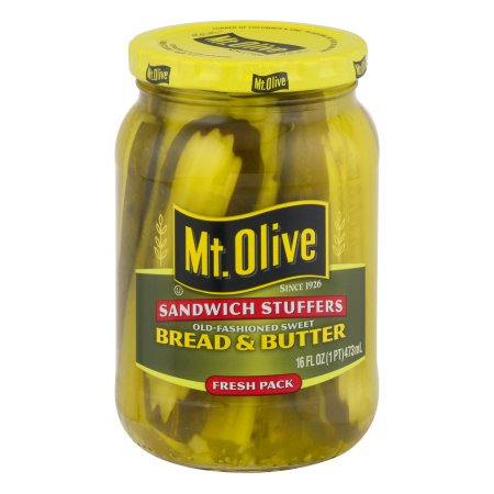 Sandwich Stuffers Bread and Butter Pickles