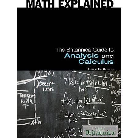 The Britannica Guide to Analysis and Calculus - eBook