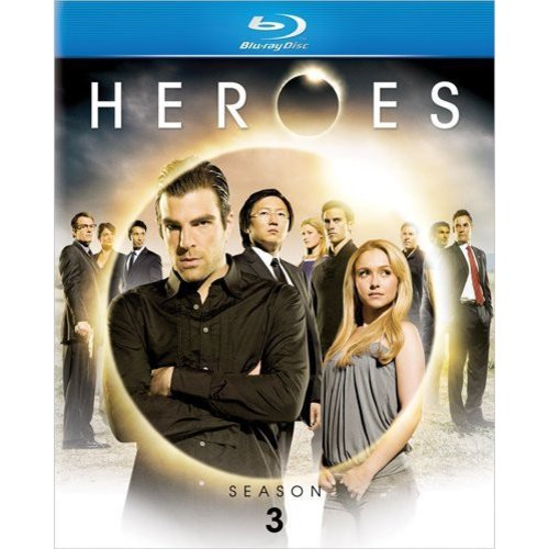 Heroes: Season 3 (Blu-ray) (Widescreen)