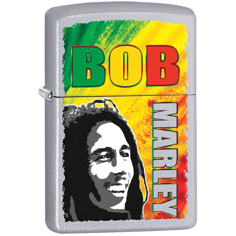 Zippo Bob Marley Pocket Lighter 29126