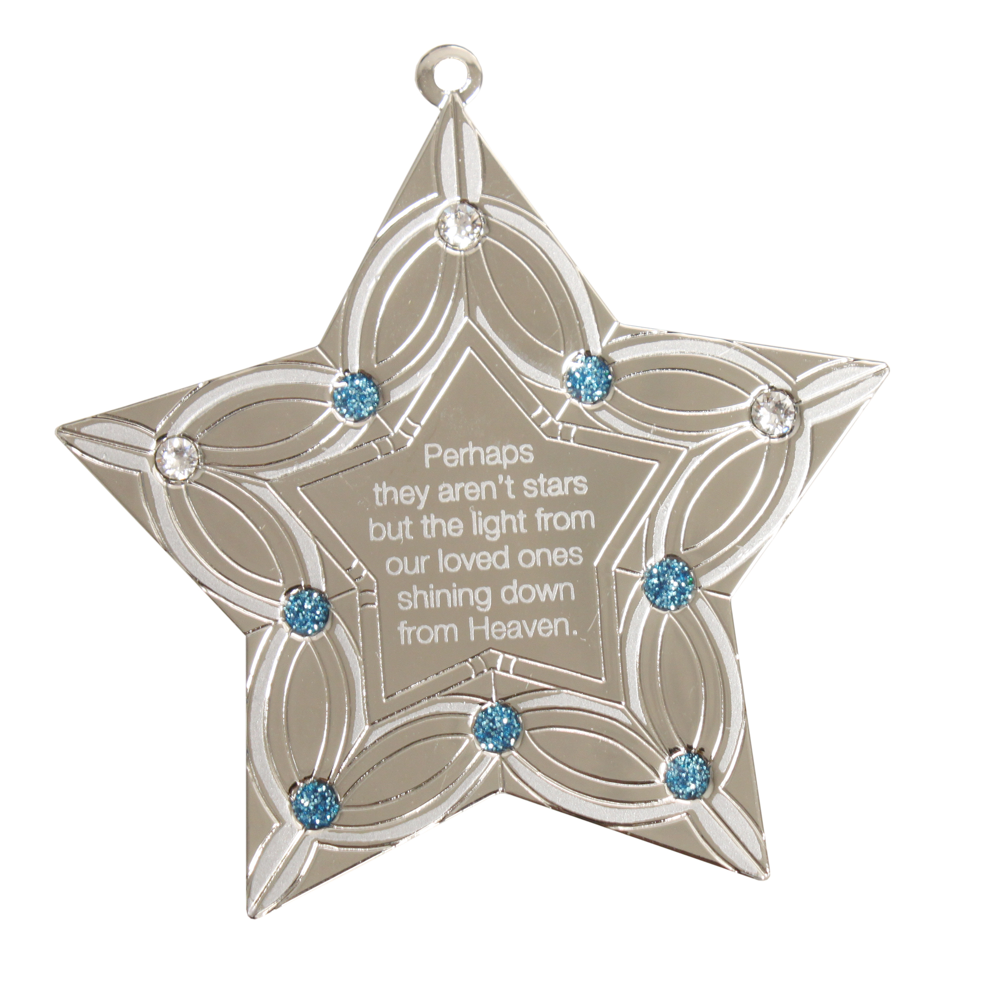 Gloria Duchin Remembrance Star Ornament