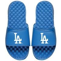 Los Angeles Dodgers ISlide Youth Alternate Logo Slide Sandals - Royal