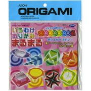 "Origami Paper 6""X6"" 32 Sheets-Irowke"