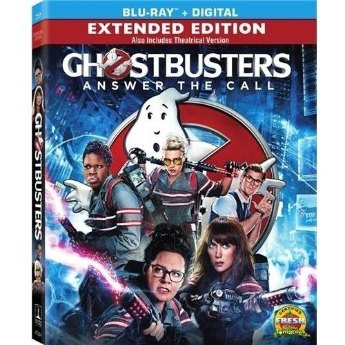 Ghostbusters (2016) (Blu-ray   Digital HD) (Widescreen)