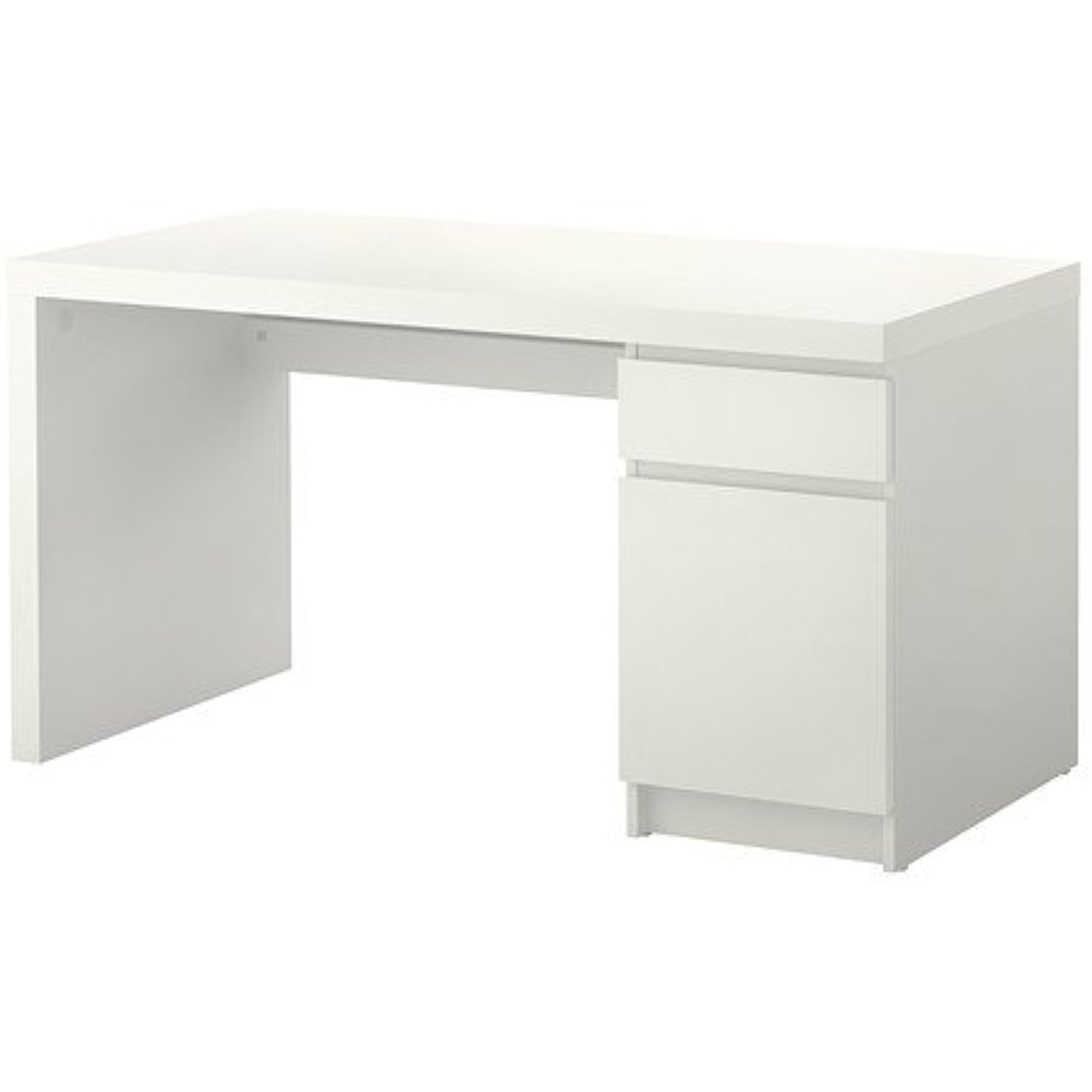 Ikea Desk, White 26210.5145.1220