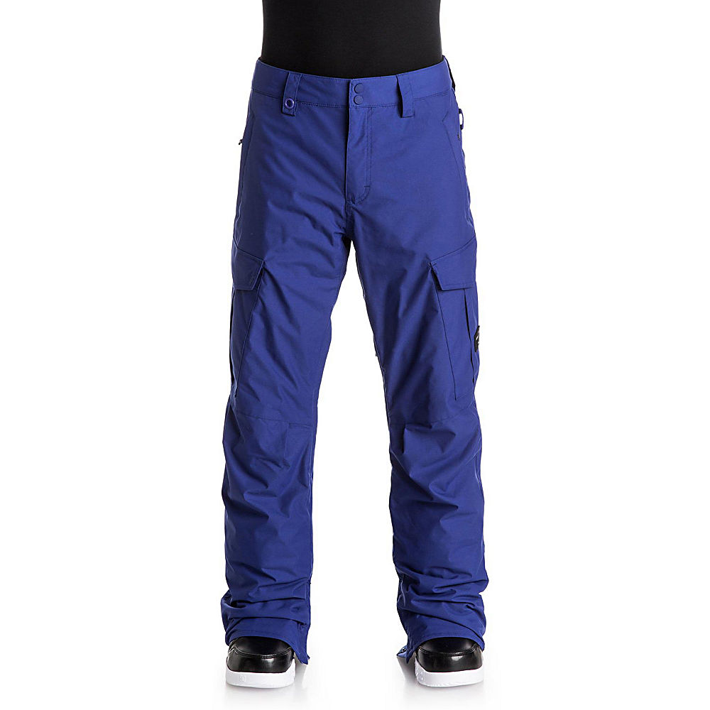Quiksilver Porter Shell Mens Snowboard Pants