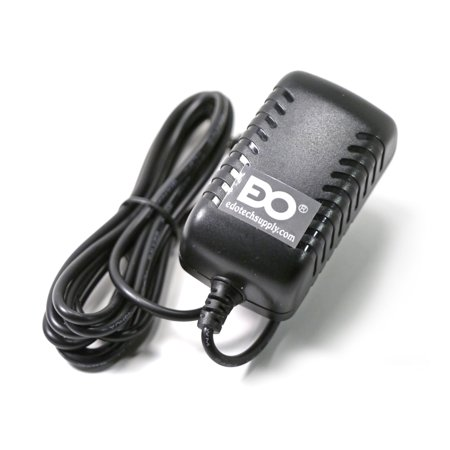 EDO Tech AC Charger Power Adapter Cord for Pet741b/37 Pd700/37 Pd9000/37 Pet/741/37 Pet710/37 Portable DVD player