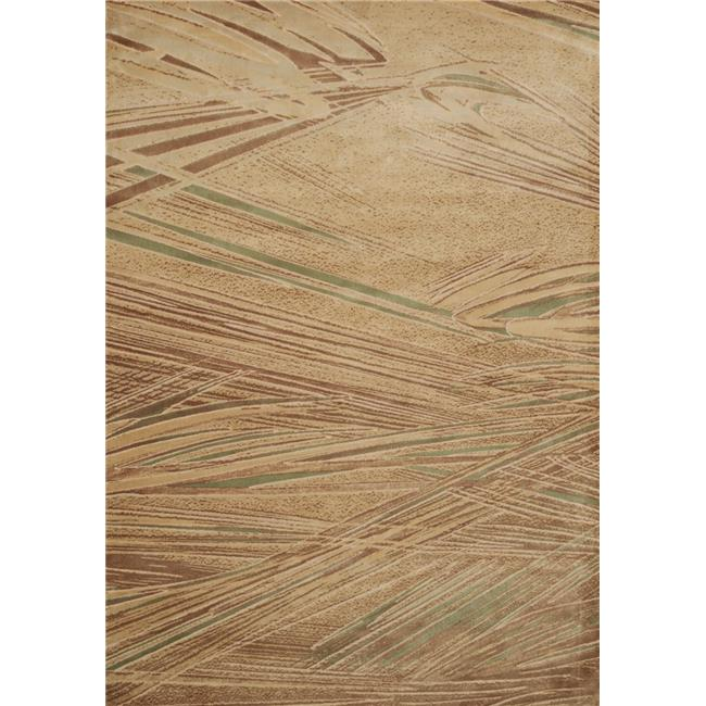 United Weavers 1821 40441 58 5 ft. 3 in. x 7 ft. 2 in. Panama Jack Original Alluvion Area Rug, Seafoam - image 1 de 1