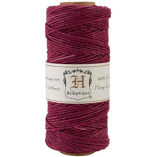 Hemp Cord Spool, 20#, 205'