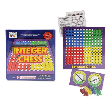 Learning Advantage? Integer Chess Game Learning Advantage Games