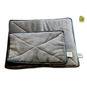 Pet Magasin Cat Bed Heated Thermal Self-Heating Mat Pads for Cats, Dogs, Puppies and other Small House Pets, 2 Count