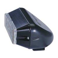 PSE AMBER LXEXB1FW-WH Warning Light, LED, White, Surface, Rect, 5 L