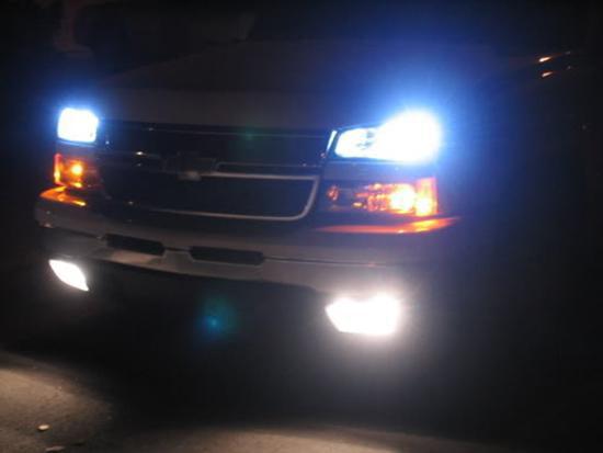 2x Bright White 881 862 886 10000K 30-SMD LED Bulbs for DRL Fog Driving Lights
