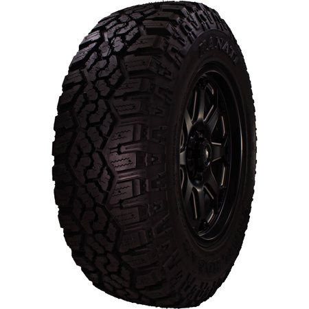 Kanati Trail Hog LT265/70R18 10 Ply AT Light Truck Radial Tire (Tire Only)