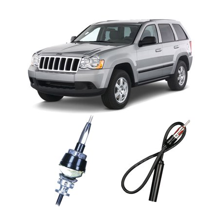 Jeep Grand Cherokee 1999-2010 Factory Replacement Radio ...