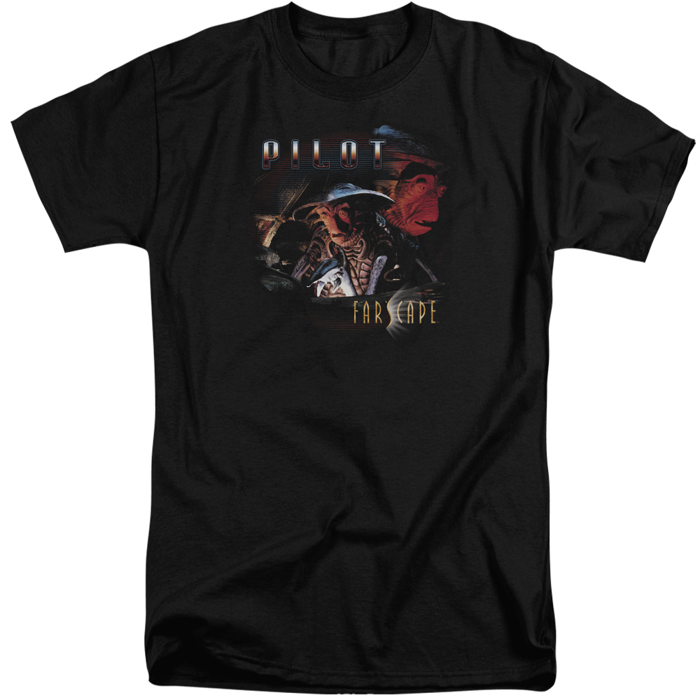 Farscape Pilot Mens Big and Tall Shirt