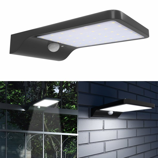 Solar Lights Outdoor Security Lighting