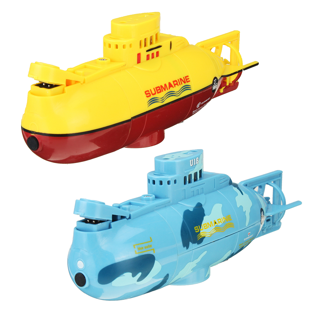 Mini Electric Remote Control RC Boat Racing Submarine USB Cable Kids Children Christmas Birthday Gift Toys