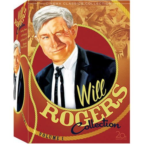 Will Rogers Collection, Volume 1 (Full Frame)