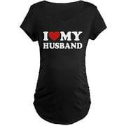 Maternity I Love My Husband Valentine's DayT-Shirt