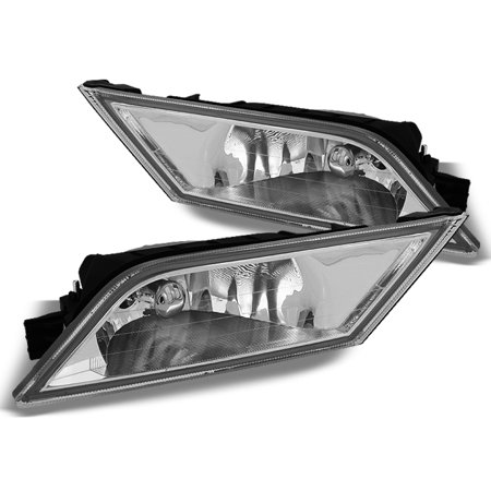 - Fit 11-13 Odyssey Bumper Fog Lights Lamp w/Bulbs +Switch L+R 2011 2012 2013