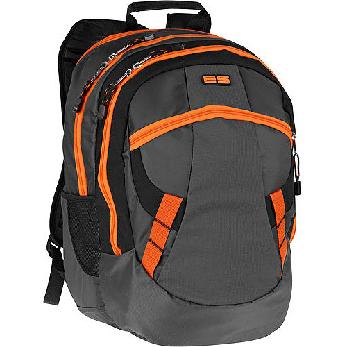 "Eastsport Round Neon 17.5"" Backpack"