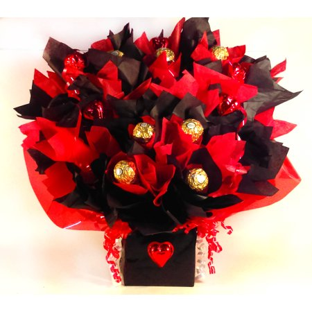 I Love You Ferrero Bouquet - Pizza Bouquet