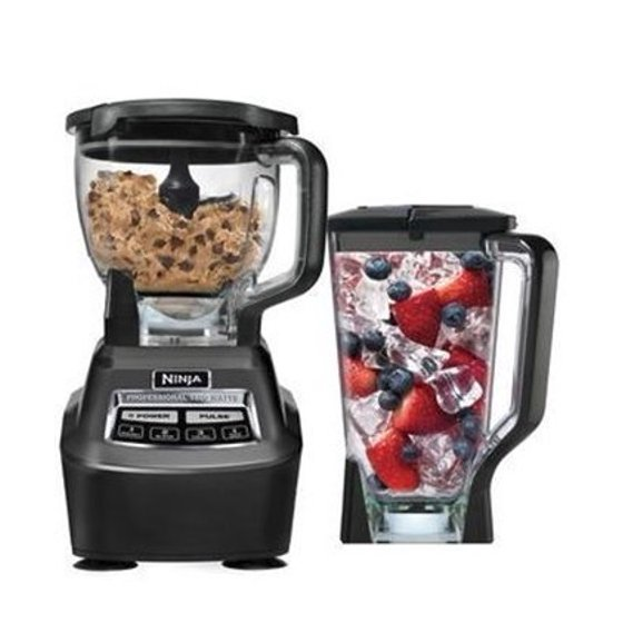 Ninja Kitchen System 1200: Ninja Supra Kitchen Blender System, BL780