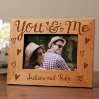 Personalized You & Me Frame