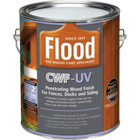 1 Gallon Flood Cwf-Uv - Cedar Cedar Deck Stain