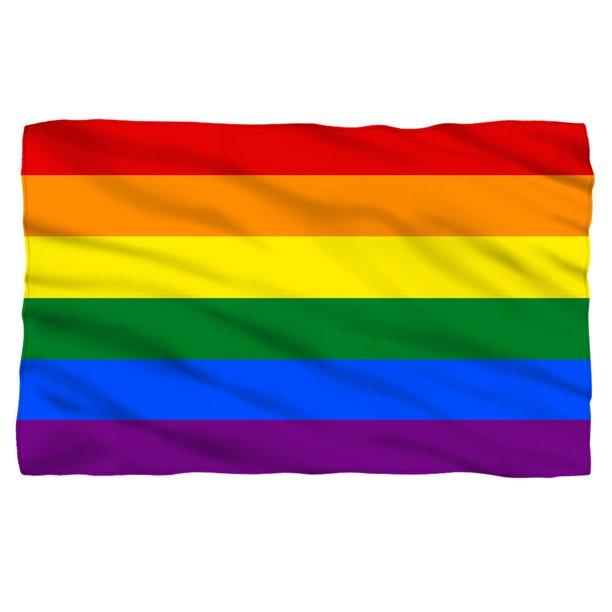 Pride Flag Fleece Blanket Walmart Com Walmart Com