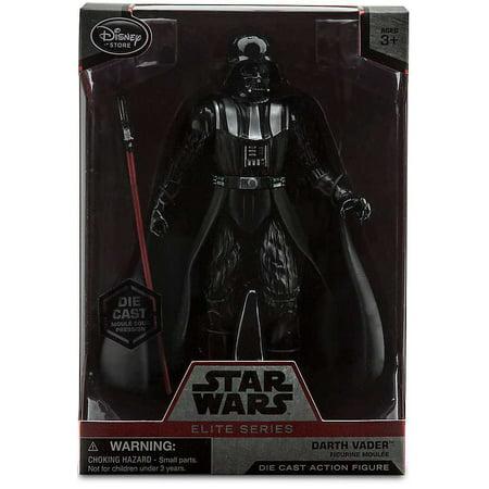 Version Diecast Figure - Star Wars Elite Series Darth Vader Diecast Figure