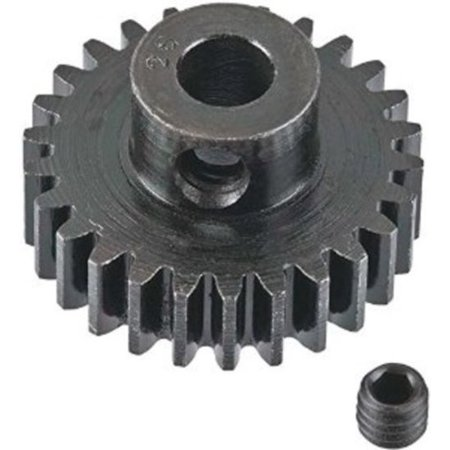 ROBINSON RACING 8626 Extra Hard 26T Blackened Steel 32P Pinion 5mm