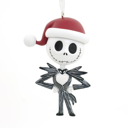 hallmark disney nightmare before christmas jack skellington christmas ornament - Jack Skellington Christmas Decorations