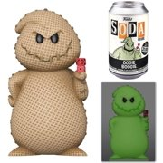 Funko Vinyl Soda Oogie Boogie (The Nightmare Before Christmas) 1:6 Chase