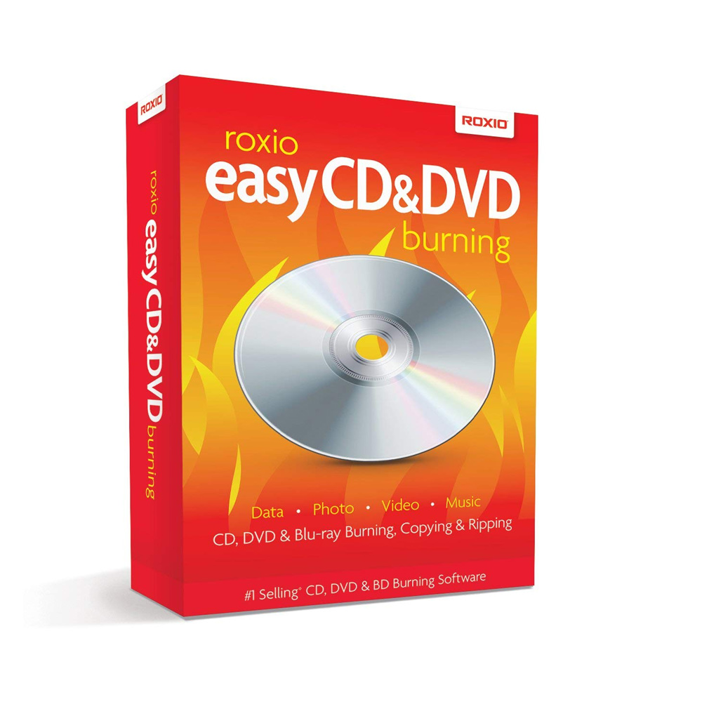 Corel Easy CD & DVD Burning 2011 Complete Product 1 User CD/DVD Burning Standard Retail CD-ROM PC English 249000