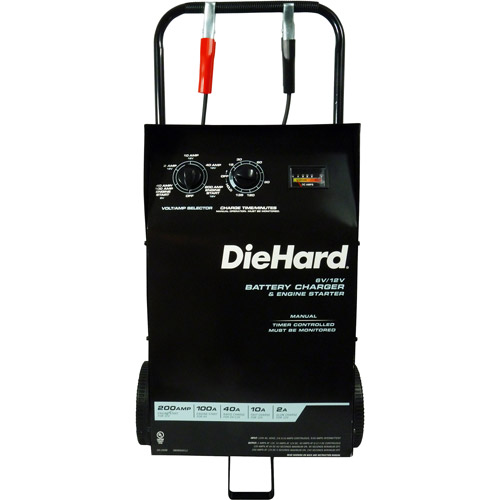 Diehard DH-200M 200/40/10/2 Amp Battery Charger