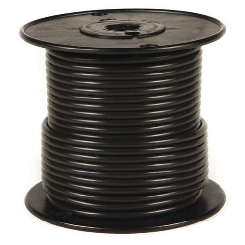BATTERY DOCTOR 81121 Primary Wire,22 AWG,100 ft,Black,GPT/PVC