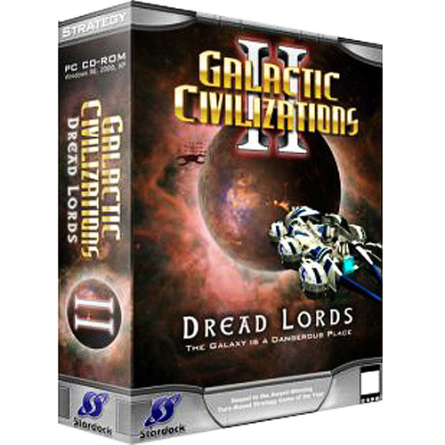 Galactic Civilizations II - Dread Lords Great Condition